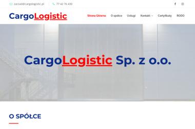 CARGO LOGISTIC SP Z O.O. - Transport ciężarowy krajowy Opole