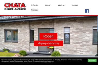 CHATA - Pokrycia dachowe Kalisz