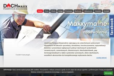 DACHMAXX - Pokrycia dachowe Łódź
