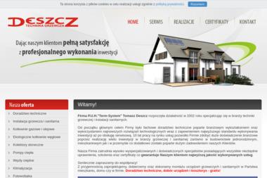 DESZCZ Technika Grzewcza - Instalacje grzewcze Jaworzno