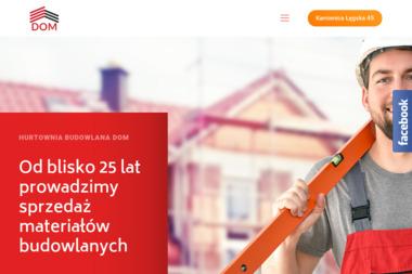 Hurtownia Budowlana DOM - Pokrycia dachowe Włocławek
