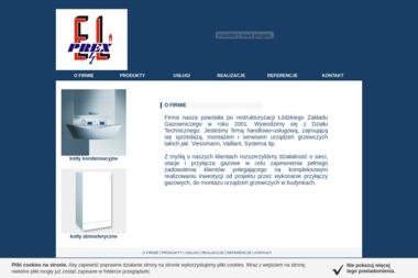 ELPREX - Usługi Gazownicze Łódź
