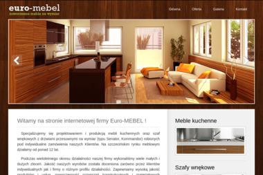 Euro-Mebel - Szafy Przesuwne Szczecin