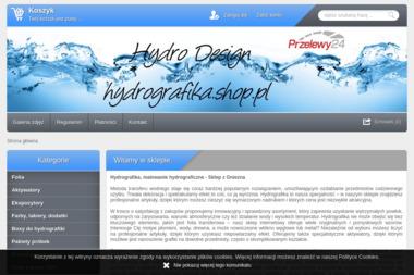 Hydro Design - Sklepy Internetowe Gniezno