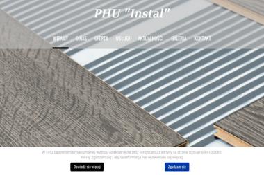 """PHU """"Instal"""" - Instalacje grzewcze Słupsk"""