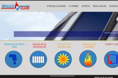 INSTALACJE-SZLAGOR - Instalacje gazowe Bielsko-Biała