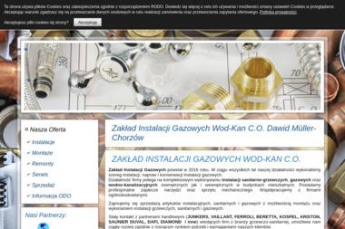 Zakład Instalacji Gazowych Wod-Kan C.O. Rafał Grzybek - Instalacje grzewcze Chorzów