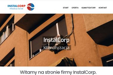 InstalCorp Arkadiusz Łaciak - Urządzenia, materiały instalacyjne Kraków