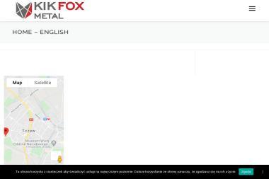 KIKFOX METAL - Domy z keramzytu Tczew