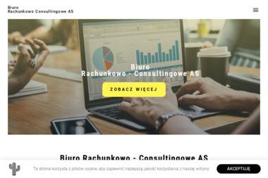 Biuro Rachunkowo-Consultingowe As Jolanta Zimna Sylwester Zimny - Pośrednictwo Finansowe Łowicz