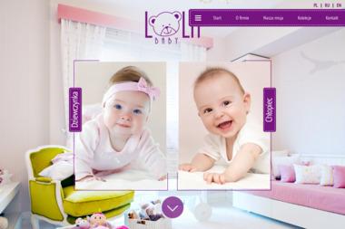 Lola Baby Magda Domańska Łukasz Jarząb S. C. - Haft Radom