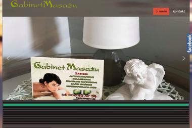 Gabinet Masażu Małgorzata Szaruga - Masaże Relaksacyjne Zamość