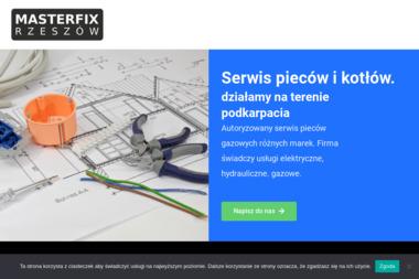 Masterfix - Usługi Gazowe Rzeszów