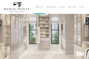 MEBLO-HOUSE - Szafy Szczecin