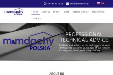 M&M Dachy - Pokrycia dachowe Opatówek