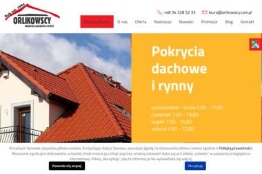 ORLIKOWSCY - Pokrycia dachowe Olsztyn
