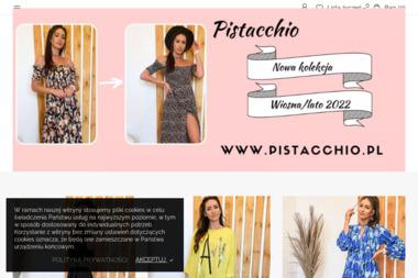 Pistacchio butik online - Sklep internetowy Tuszyn