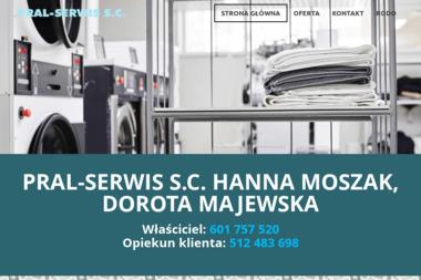 PRAL-SERWIS s.c. - Pomoc w Pracach Domowych Wolsztyn