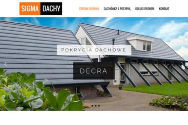 Biuro Techniczno-Handlowe SIGMA - Pokrycia dachowe Gdańsk