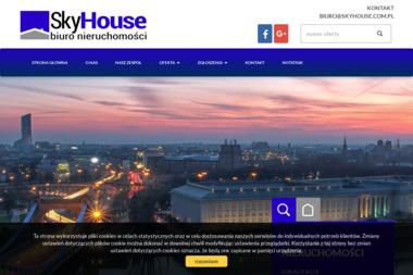 SkyHouse Bartosz Domin - Wycena nieruchomości Wrocław