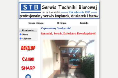 Serwis Techniki Biurowej - Serwis sprzętu biurowego Skierniewice