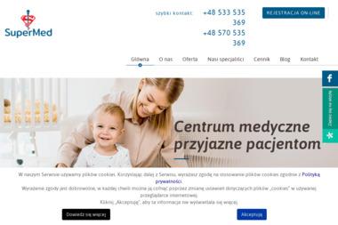 SuperMed - Reumatolog Wrocław