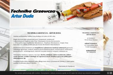 Technika Grzewcza - Artur Duda - Instalacje grzewcze Świnoujście