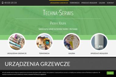 Techna-Serwis - Instalacja Gazowa w Domu Siedlce