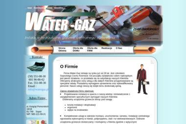 WATER-GAZ - Montaż Instalacji Gazowych Sopot