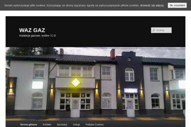 WAZ GAZ - Wykonanie Instalacji Gazowej Skierniewice
