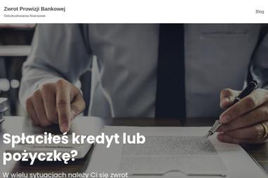 Zwrot Prowizji Bankowej - Odszkodowania finansowe - Doradcy Ubezpieczeniowi Warszawa