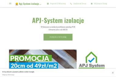 APJ-System Izolacje - Firmy budowlane Myszków