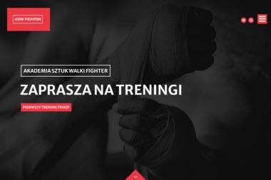 Akademia Sztuk Walki FIGHTER - Sporty walki, treningi Mogilany