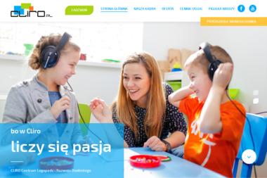 CLIRO Centrum Logopedii i Rozwoju Osobistego - Psycholog Opole