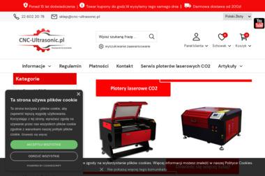 CNC-Ultrasonic - Plotery Jedlnia-Letnisko