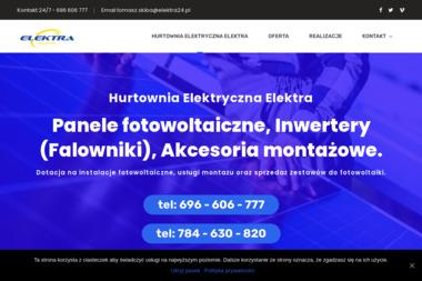 ELEKTRA TOMASZ SKIBA - Montaż oświetlenia Głogów Małopolski