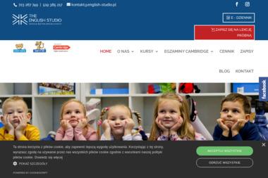 The english studio - Nauczyciele angielskiego Świdwin