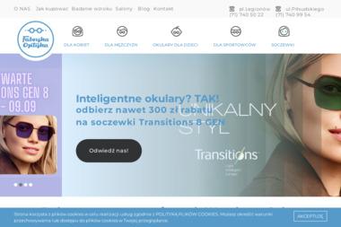 FABRYKA OPTYKA - Okulary i soczewki Wrocław