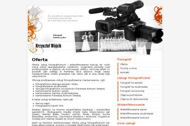 Fotograf Krzysztof Wójcik - Przegrywanie kaset na DVD Wadowice