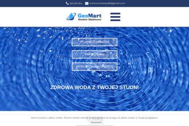 GeoMart - Studnie głębinowe Łużna