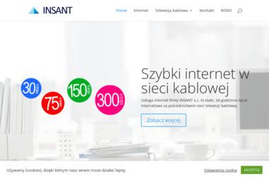 Insant - Internet Gorzów Wielkopolski