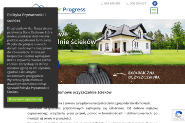 Inter Progress Sp. z o.o. - Oczyszczanie ścieków, uzdatnianie wody Śrem