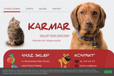 Sklep zoologiczny KARMAR - Zoologiczne Poznań
