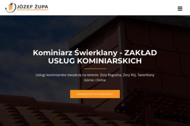 Zakład Usług Kominiarskich Józef Żupa - Przegląd Kominiarski Świerklany