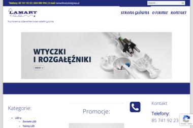 Lamart - Rozdzielnie Elektryczne Białystok