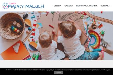 """Żłobek """"MĄDRY MALUCH"""" - Żłobek Toruń"""