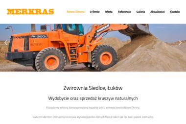 MERKRAS - Ziemia ogrodowa Wiśniew