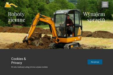 Minikoparki Mirosław Panek - Roboty Ziemne Lębork