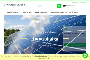 MRS Group Sp. z o.o. - Kolektory słoneczne Poznań
