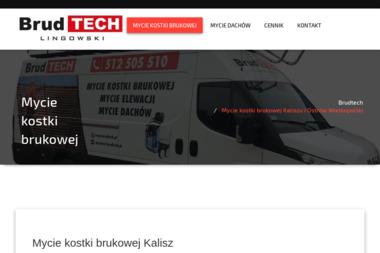 Brud TECH - Mycie elewacji Ostrów Wielkopolski